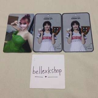 [READY STOCK] TWICE DUPLICATE/REPLICA PHOTOCARD