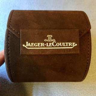 Jaeger Le Coultre Travel Watch Pouch Original