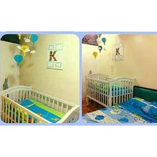 Dream Baby Crib (from Baby Company)