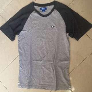 Tshirt adidas Raglan grey Original