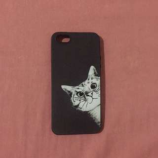 Iphone 5/5s case (cat)