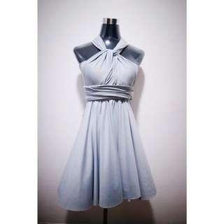 Infinity Dress (Grey)
