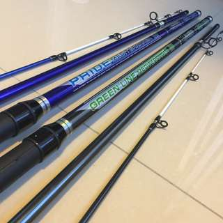14ft/15ft Italy ALCEDO Surf Cast Fishing Rod