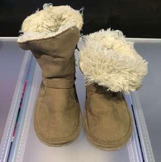 Joe fresh boots for toddler girl