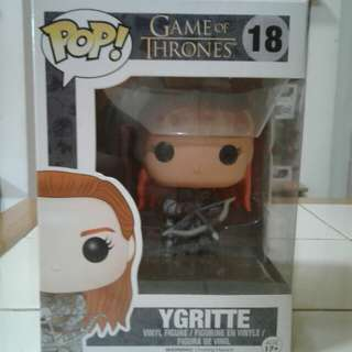 Funko Pop! Ygritte game of thrones