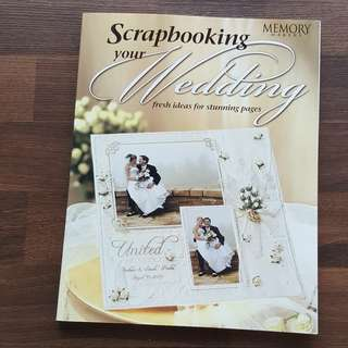 Scrapbooking For Your Wedding