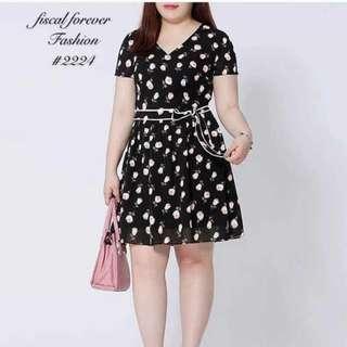 Plus size dress pre order