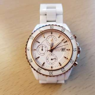 TITUS 陶瓷手錶