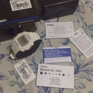 Casio watch for sale!