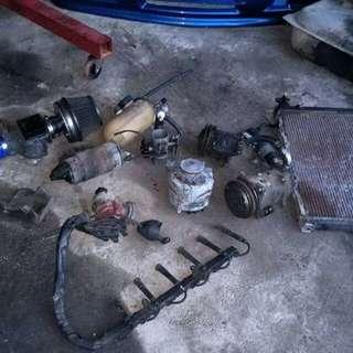BMW E30 M20b20 engine part