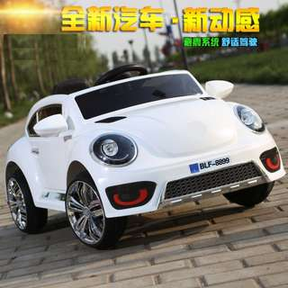 BLF-8899 Beetle Kids Ride on Car with Remote Control