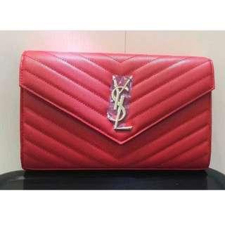 Ysl woc red