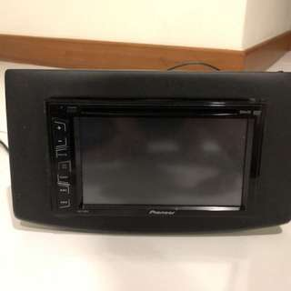 Pioneer DVD Player AVH-175DVD