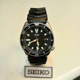 Seiko Scuba Diver's 7002 like Citizen, Oris, Rado, Tissot