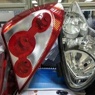 Cover lampu depan dan belakang Persona /Gen2