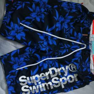 Superdry board pant