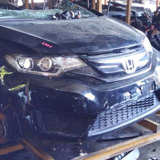 Honda Jazz 2015 / Half Cut