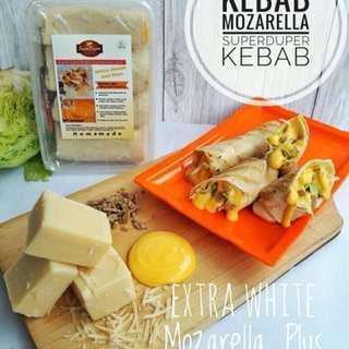 Kebab mozarella (handmade)