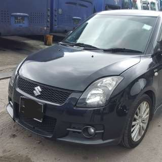 Suzuki Swift sport edition 1.6M