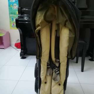 Used Peg-Perogo Stroller