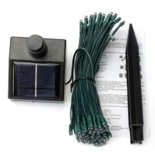 200 LED Solar String Light