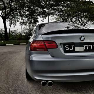 BMW COUPE FOR RENT e92