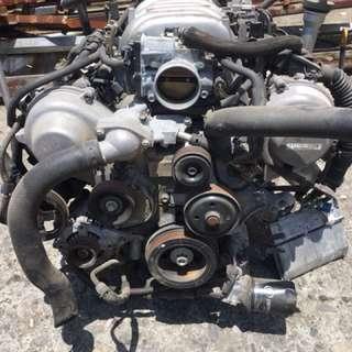 Ls430引擎、變速箱(含破解電腦)