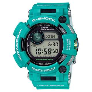 CASIO G-SHOCK MASTER Of G GWF-D1000 series FROGMAN GWF-D1000MB Master in Marine Blue GSHOCK GWFD1000MB