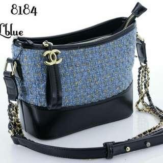Chanel Hobo Gretta bag