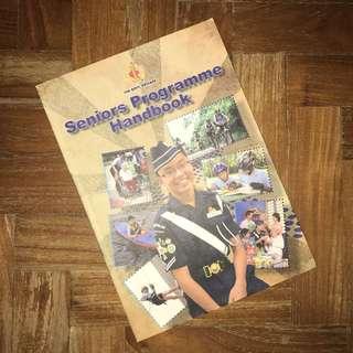 BB Seniors' Programme Handbook