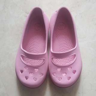 2 Crocs Shoes
