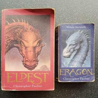 paolini - Eldest & Eragon