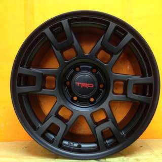20 inch SPORT RIM 4x4 TRD FORTUNER PAJERO FORD HILUX