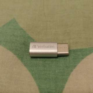 Verbatim Mirco USB to TYPE-C