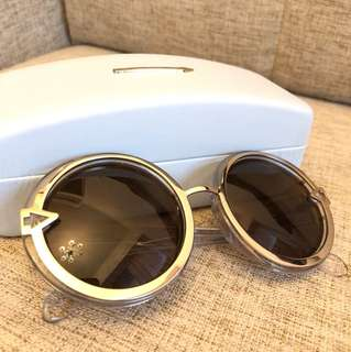 Karen Walker Round sunglasses