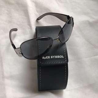 SpEX Symbol X2 sunglasses polarised lens