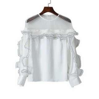 High Quality Designer SP White Top