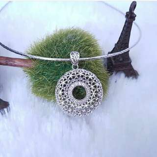 KALUNG PLUS LIONTIN DONUTS G.21