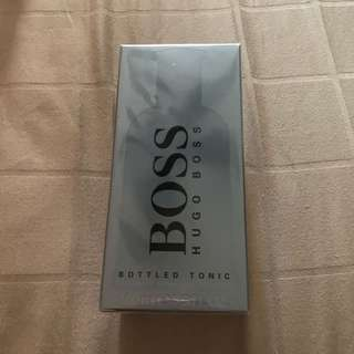 Brand New Hugo Boss Bottled Tonic EDT