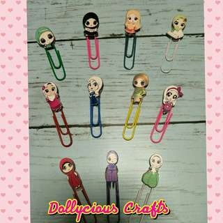 Hijabis PaperClip