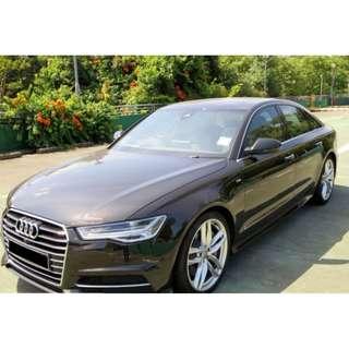 Audi A6 Uber/Grab good for Executive/Premium car rental or personal use