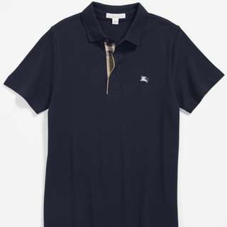 Authentic BN Burberry Kid Polo