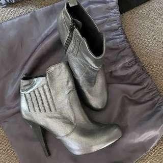 EDC Metallic Booties