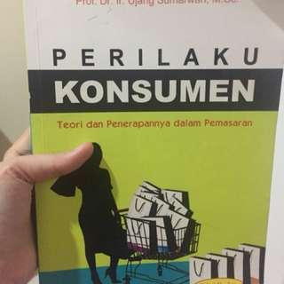 Buku Perilaku konsumen