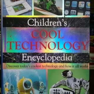 Childrens Cool Technology Encyclopedia