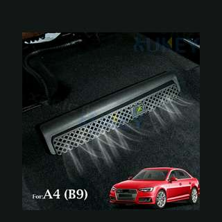 Audi A4 B9 under seat air vent cover