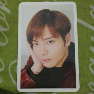 GOT7 Jackson selfie card Arrival