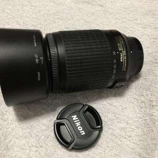 Nikon Zoom Lens 55-200