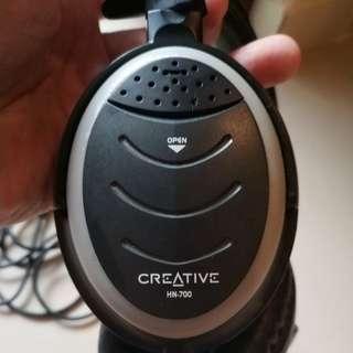 Creative headphones HN-700