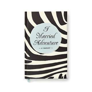 Kate Spade I Married Adventure Notebook